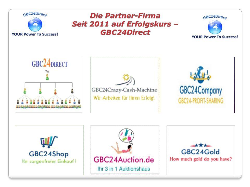 Seit 2011 auf Erfolgskurs – GBC24Direct