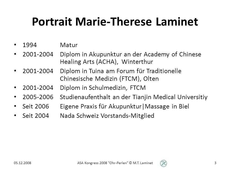 Portrait Marie-Therese Laminet