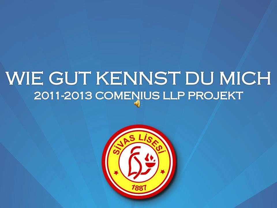 WIE GUT KENNST DU MICH 2011-2013 COMENIUS LLP PROJEKT