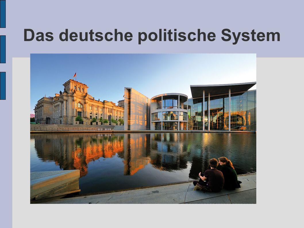 Das deutsche politische System