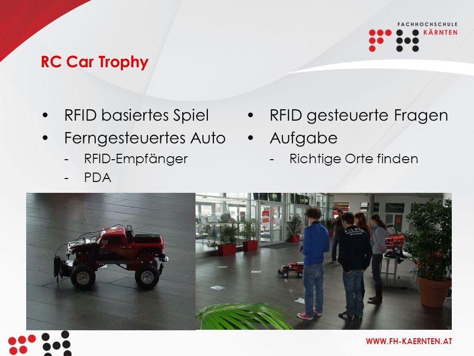 RFID gesteuerte Fragen Aufgabe