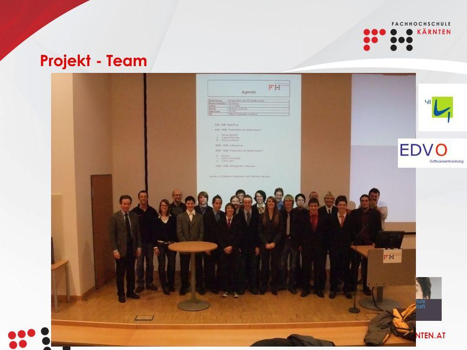 Projekt - Team