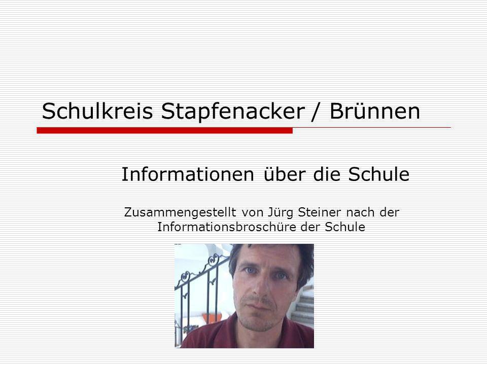 Schulkreis Stapfenacker / Brünnen