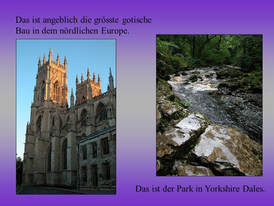Das ist angeblich die grösste gotische