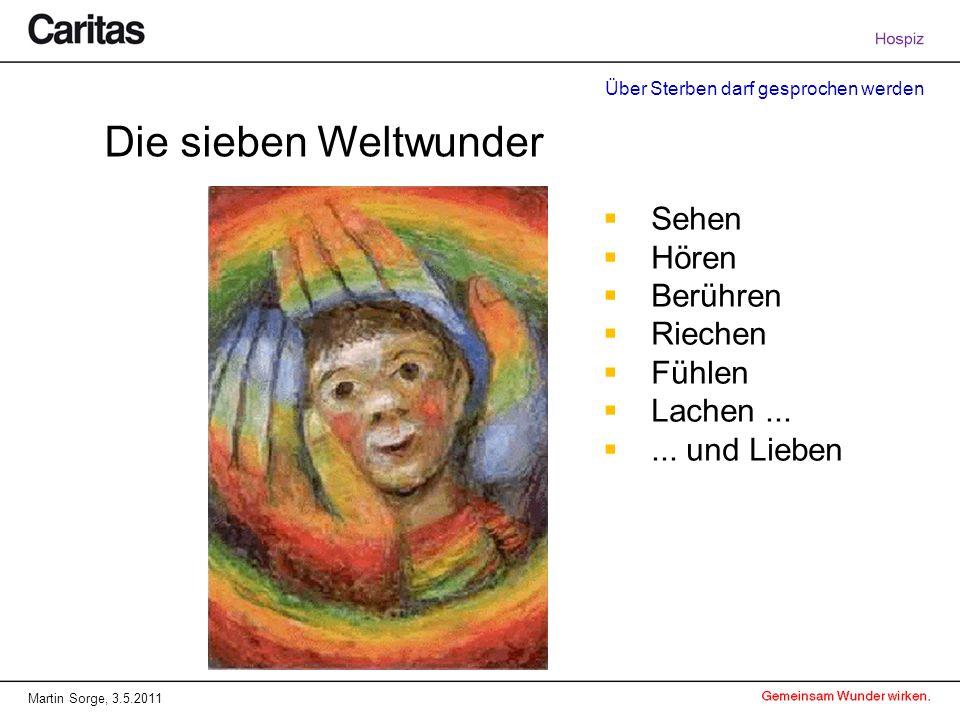 Die sieben Weltwunder Sehen Hören Berühren Riechen Fühlen Lachen ...
