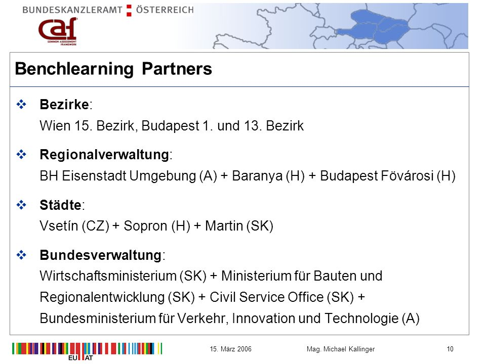 Benchlearning Partners