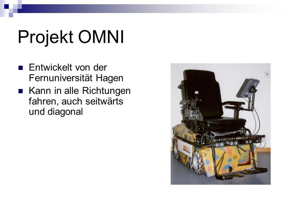 Projekt OMNI Entwickelt von der Fernuniversität Hagen