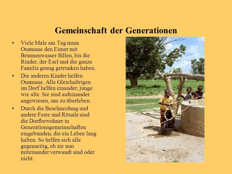 Gemeinschaft der Generationen