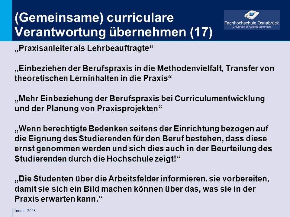 (Gemeinsame) curriculare Verantwortung übernehmen (17)