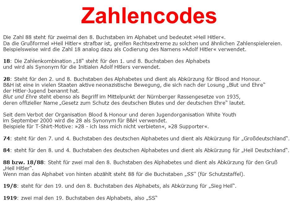 Zahlencodes