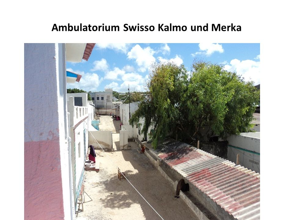 Ambulatorium Swisso Kalmo und Merka