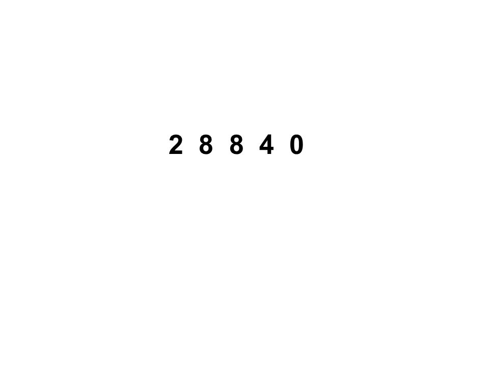 2 8 8 4 0