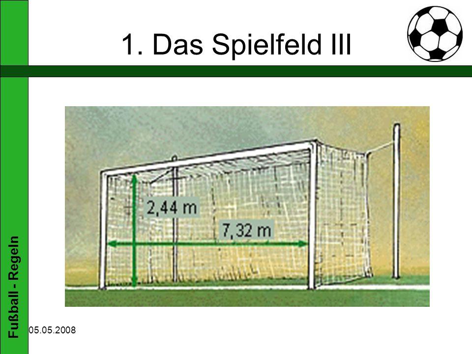 1. Das Spielfeld III 05.05.2008