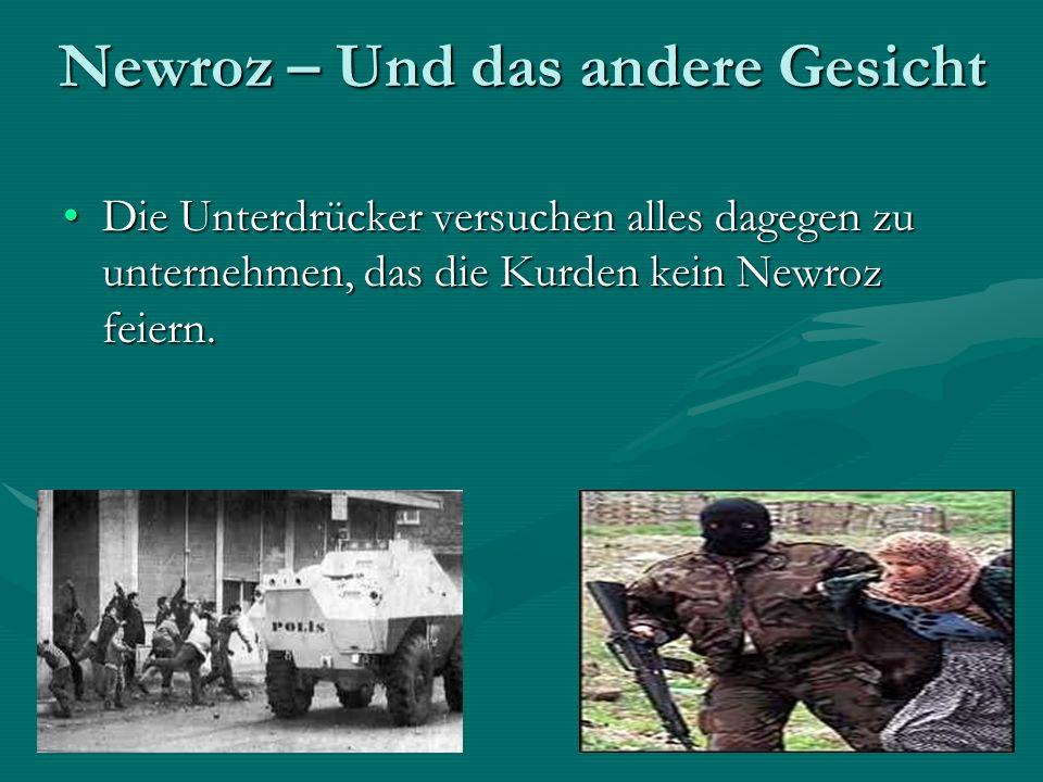 Newroz – Und das andere Gesicht