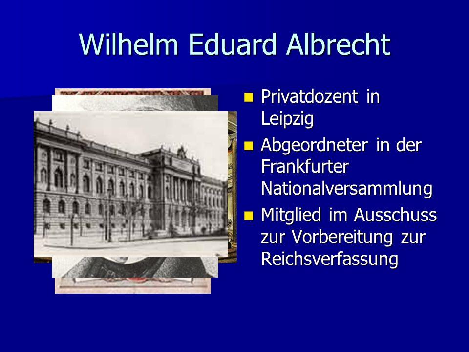 Wilhelm Eduard Albrecht