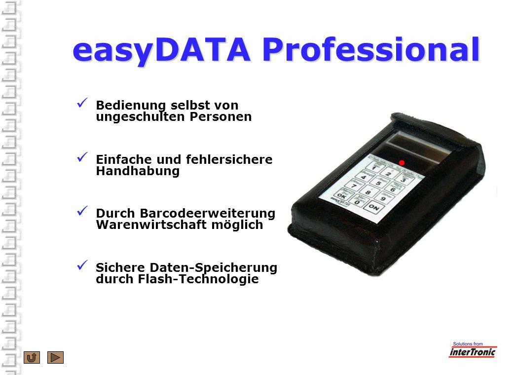 easyDATA Professional