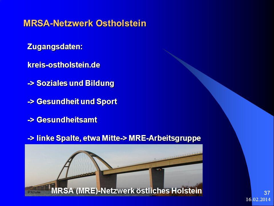 MRSA-Netzwerk Ostholstein