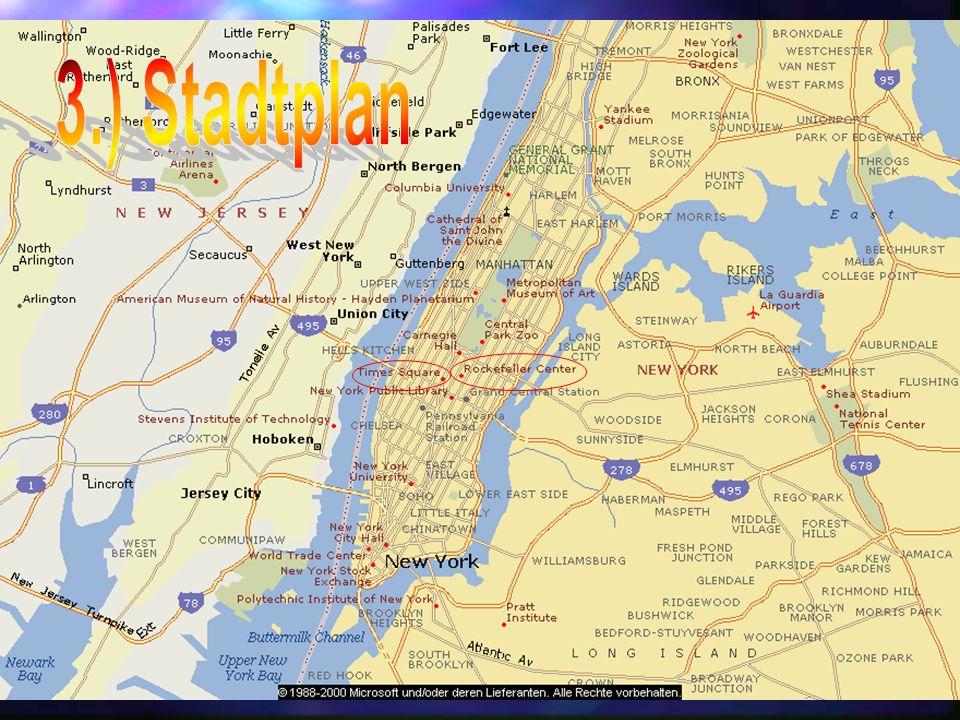 3.) Stadtplan