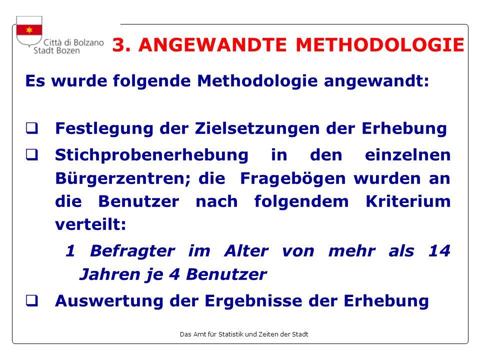 3. ANGEWANDTE METHODOLOGIE