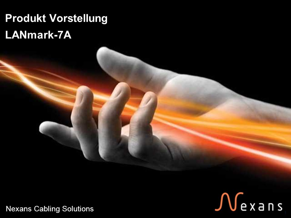 Produkt Vorstellung LANmark-7A