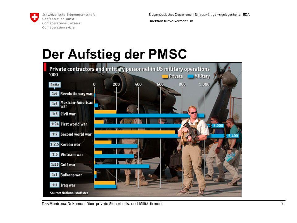 Der Aufstieg der PMSC Source