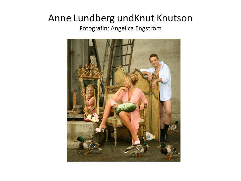 Anne Lundberg undKnut Knutson Fotografin: Angelica Engström
