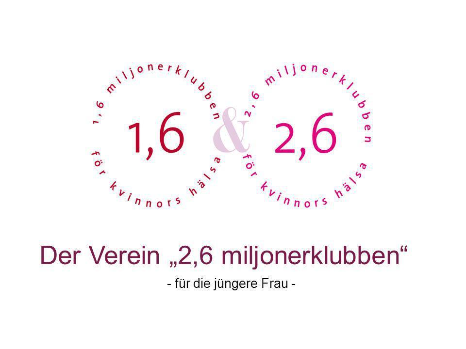 "Der Verein ""2,6 miljonerklubben"