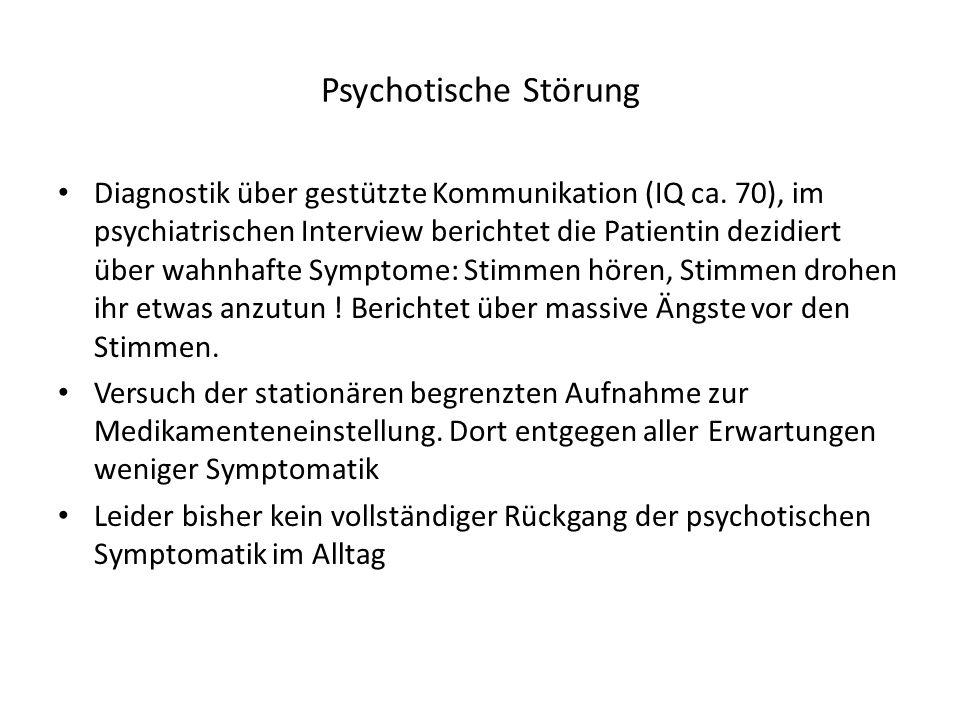 Psychotische Störung