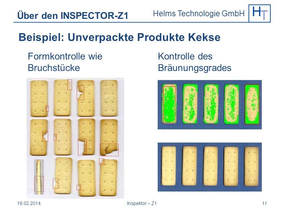 Beispiel: Unverpackte Produkte Kekse