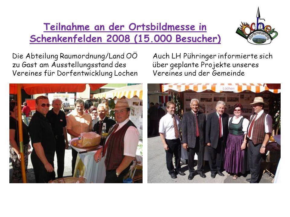 Teilnahme an der Ortsbildmesse in Schenkenfelden 2008 (15