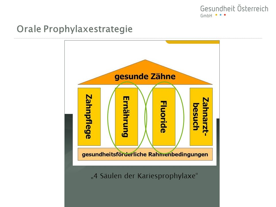 Orale Prophylaxestrategie