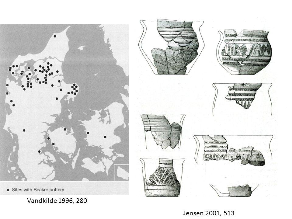 Vandkilde 1996, 280 Jensen 2001, 513