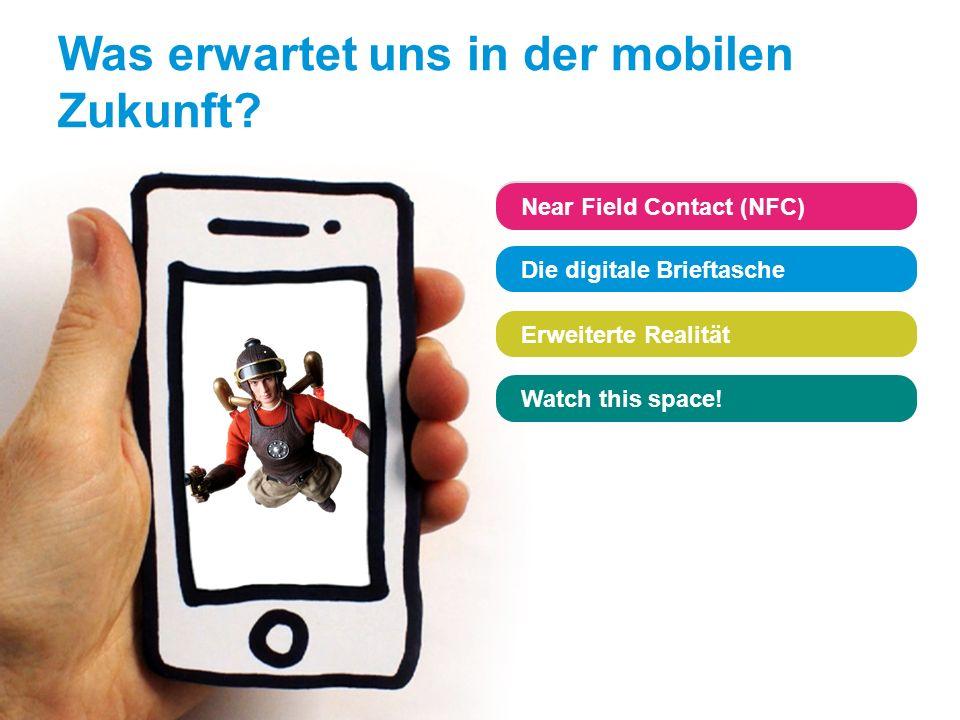 Was erwartet uns in der mobilen Zukunft