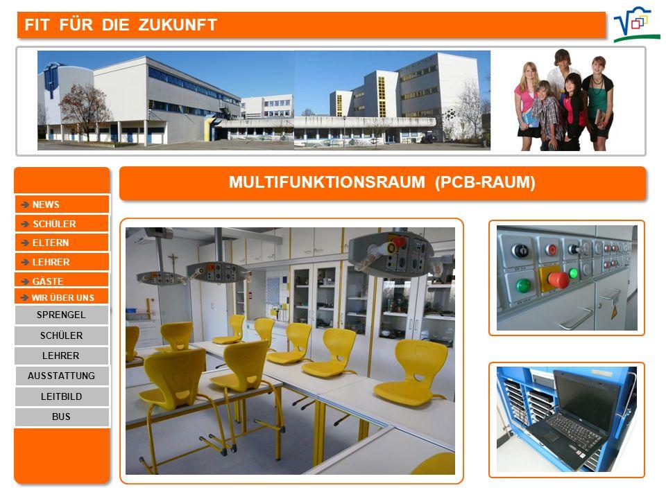 MULTIFUNKTIONSRAUM (PCB-RAUM)