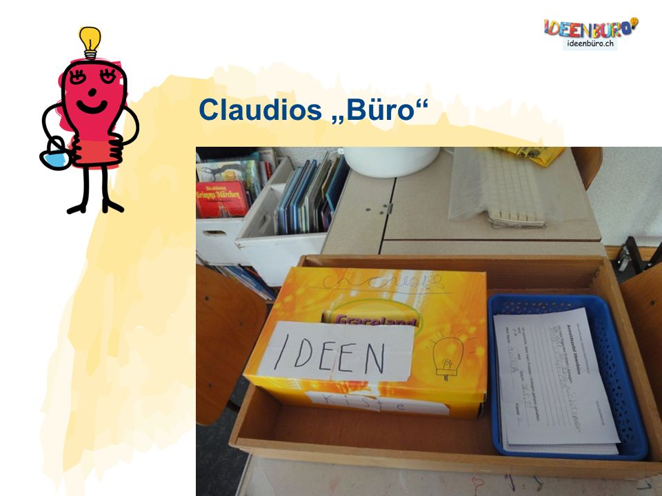 "Claudios ""Büro"