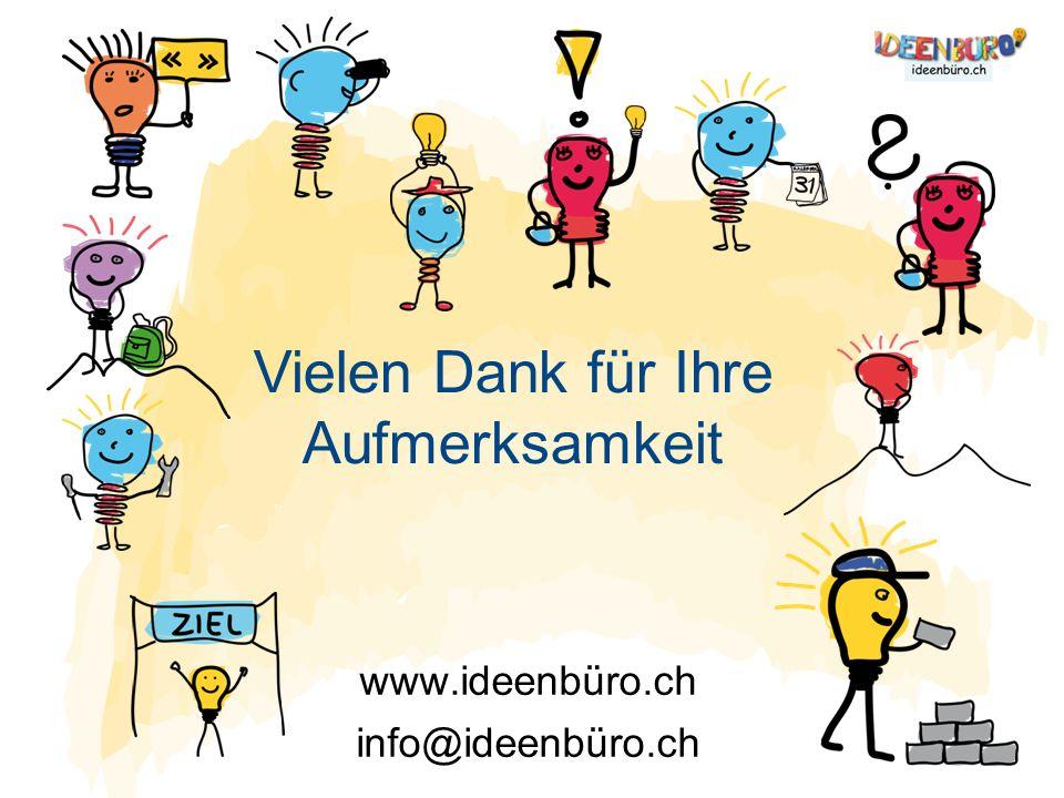 www.ideenbüro.ch info@ideenbüro.ch