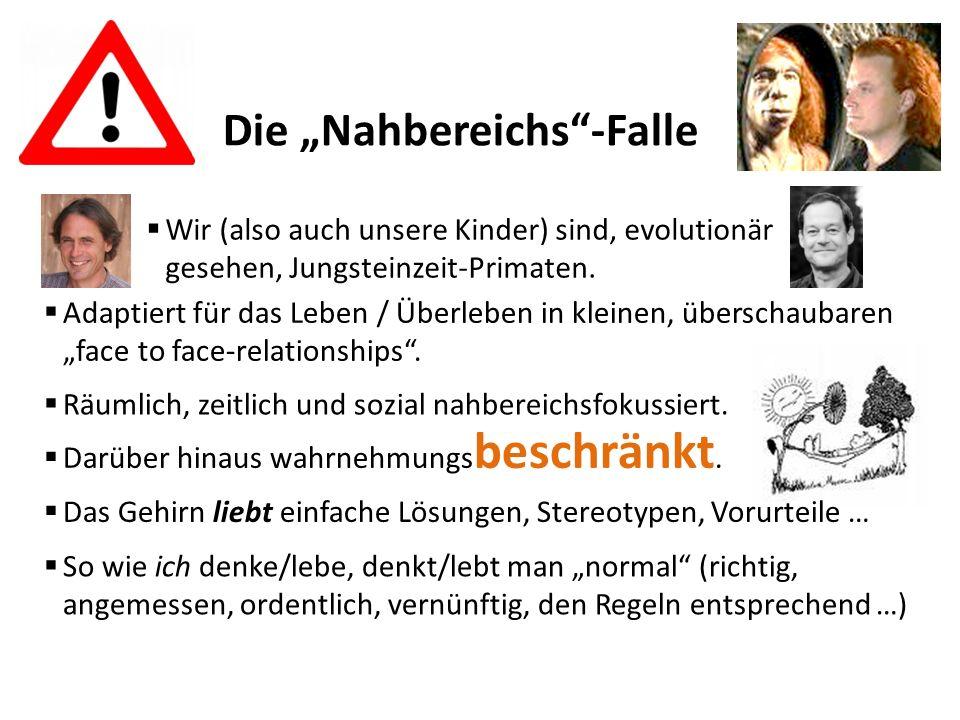 """Die """"Nahbereichs -Falle"""