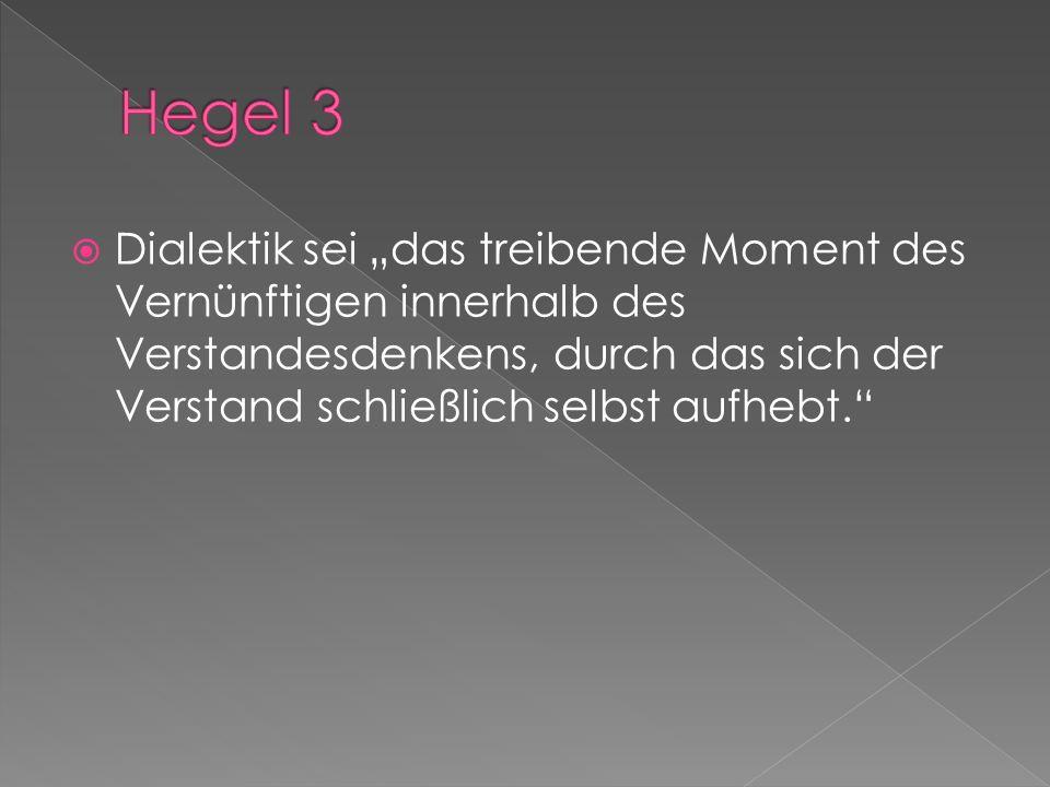 Hegel 3