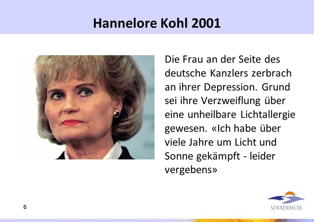 Hannelore Kohl 2001