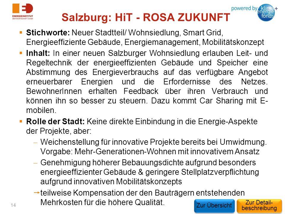Salzburg: HiT - ROSA ZUKUNFT