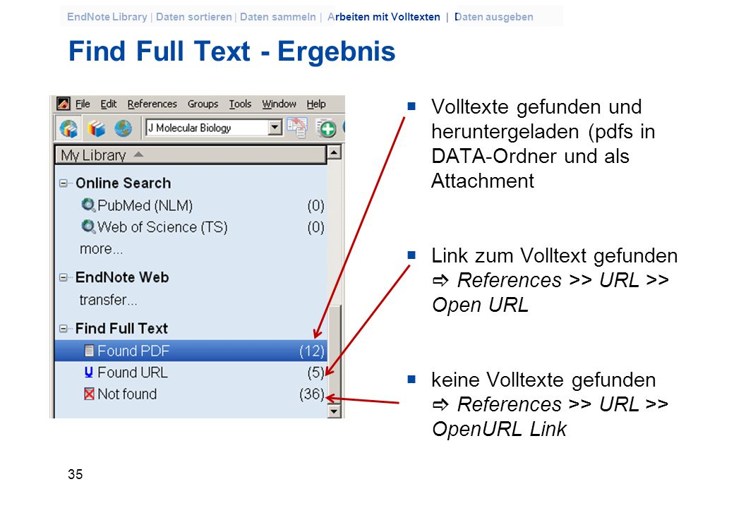 Find Full Text - Ergebnis