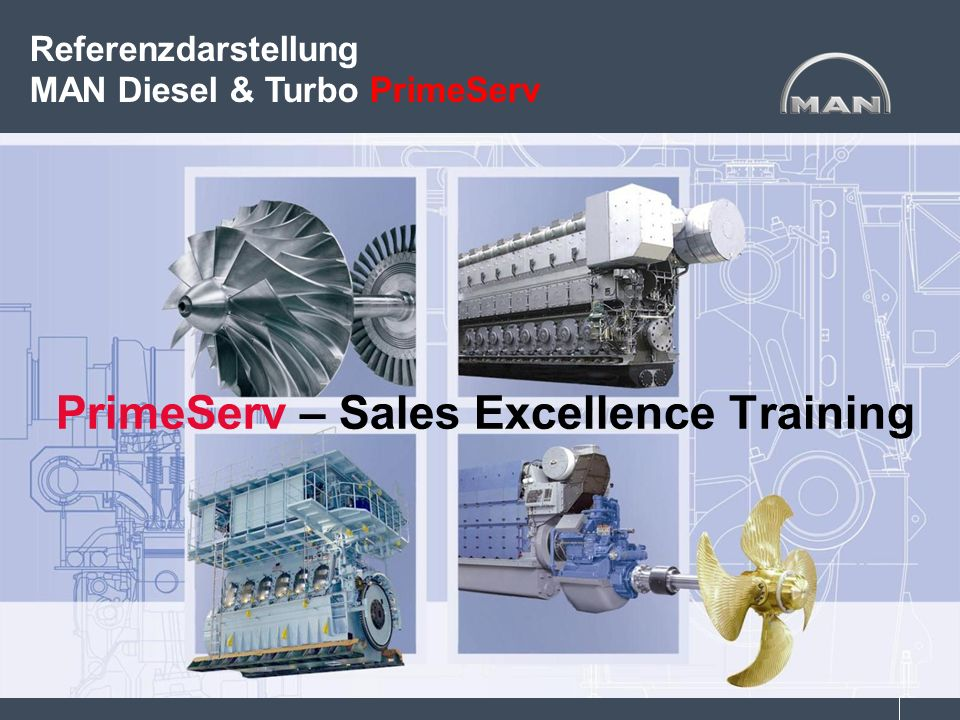 PrimeServ – Sales Excellence Training