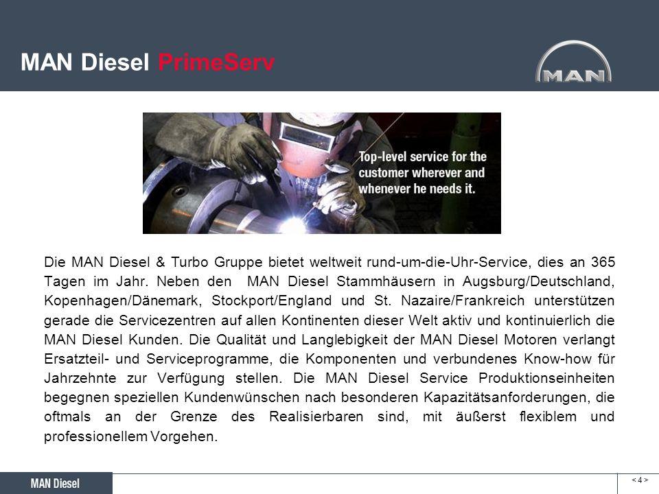 MAN Diesel PrimeServ