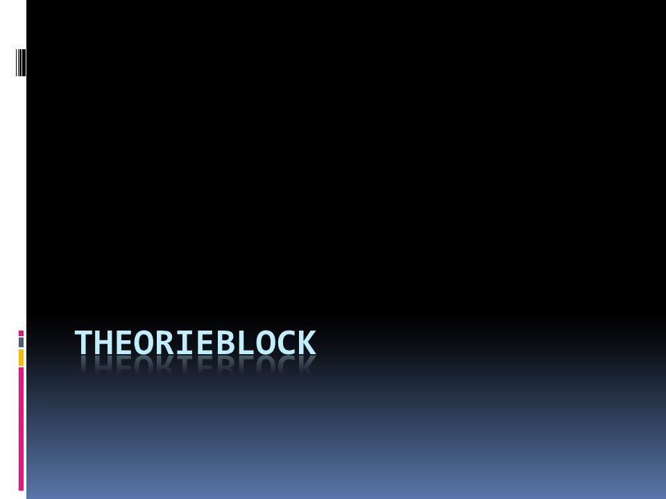 Theorieblock