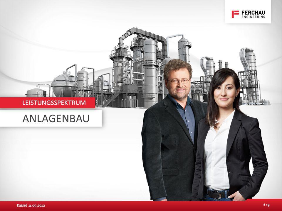 leistungsspektrum Anlagenbau Kassel 11.09.2012