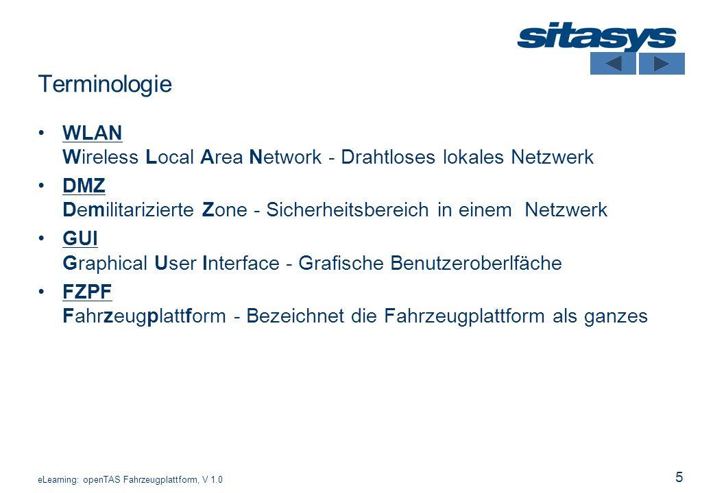 Terminologie WLAN Wireless Local Area Network - Drahtloses lokales Netzwerk. DMZ Demilitarizierte Zone - Sicherheitsbereich in einem Netzwerk.