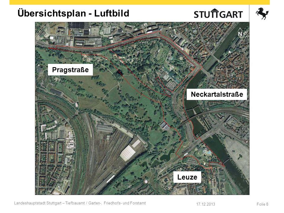 Übersichtsplan - Luftbild