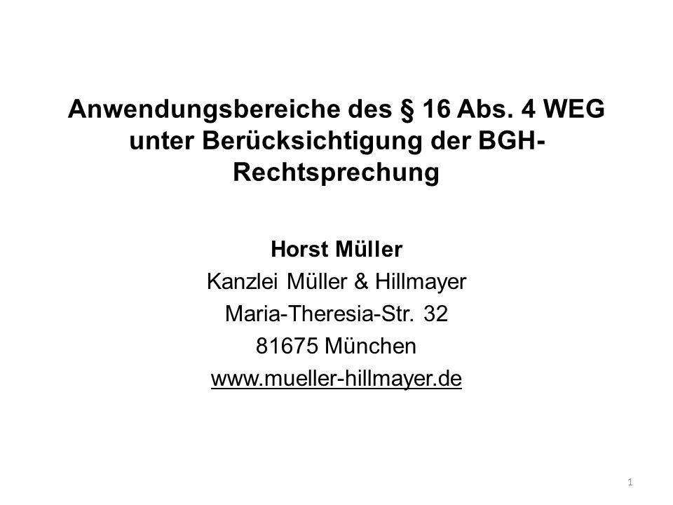 Kanzlei Müller & Hillmayer