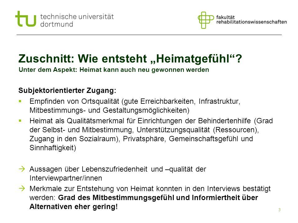 """Zuschnitt: Wie entsteht """"Heimatgefühl"""