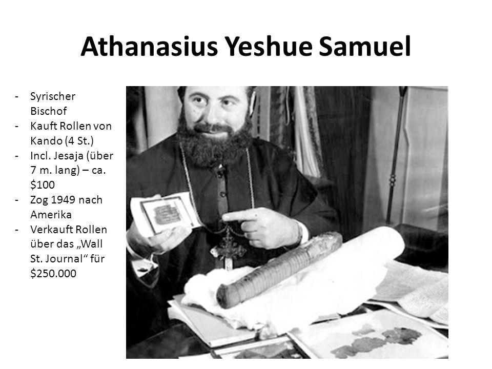 Athanasius Yeshue Samuel